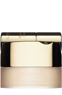 Минеральная рассыпчатая пудра Skin Illusion, оттенок 103 Clarins