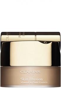 Минеральная рассыпчатая пудра Skin Illusion, оттенок 110 Clarins