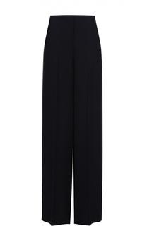 Шелковые широкие брюки со стрелками Theory