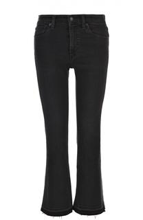 Укороченные расклешенные джинсы с бахромой Denim&Supply by Ralph Lauren