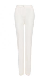 Брюки прямого кроя со стрелками Dolce & Gabbana