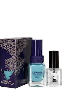 Лак для ногтей Leanne + Bond-подготовка Christina Fitzgerald