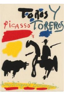 Клатч в виде книги с аппликацией Picasso Toreros Olympia Le-Tan