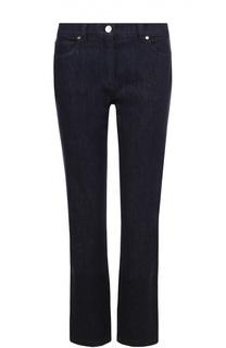 Укороченные джинсы прямого кроя Escada