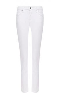 Укороченные джинсы-скинни Victoria by Victoria Beckham