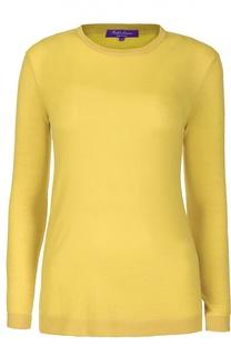 Кашемировый пуловер Ralph Lauren