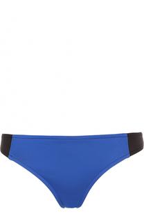 Плавки-бикини с контрастной отделкой Stella McCartney