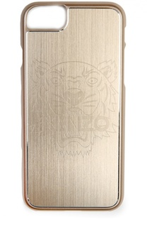 Чехол для iPhone 6S/6 с отделкой металлом Kenzo
