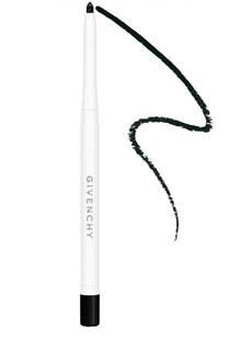 Водостойкий карандаш для глаз, оттенок 1 Black Givenchy