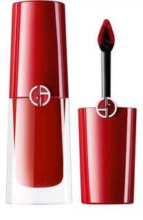 Стойкий матовый блеск для губ Lip Magnet, оттенок 402 Giorgio Armani