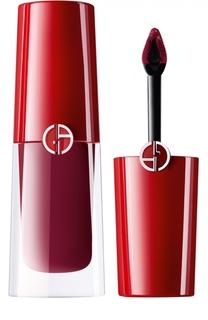 Стойкий матовый блеск для губ Lip Magnet, оттенок 602 Giorgio Armani