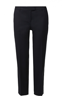Укороченные брюки прямого кроя со стрелками MICHAEL Michael Kors