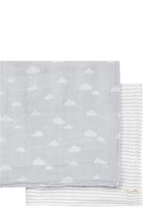 Комплект из двух одеял с принтом Sanetta Fiftyseven