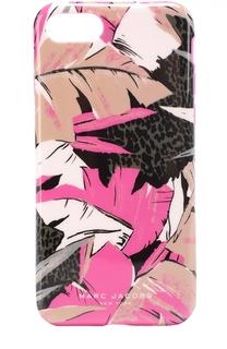 Чехол для iPhone 7 с принтом Marc Jacobs
