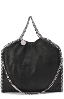 Сумка Falabella Fold Over из эко-кожи Stella McCartney
