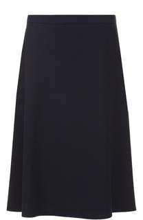 Расклешенная юбка-миди Escada