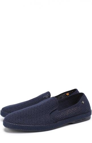 Плетеные текстильные эспадрильи Rivieras Leisure Shoes
