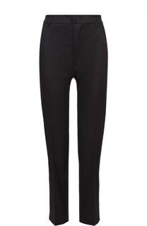 Укороченные брюки с завышенной талией и стрелками Stella Jean