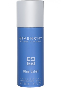 Дезодорант-спрей Givenchy Pour Homme Blue Label Givenchy
