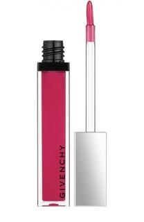 Блеск-бальзам для губ Gelee DInterdit, оттенок замороженный розовый Givenchy