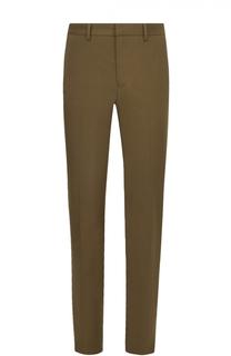 Хлопковые брюки чинос Givenchy