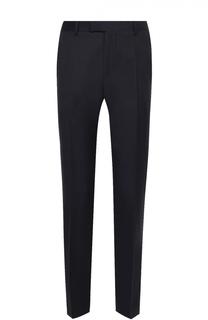 Шерстяные брюки прямого кроя Windsor
