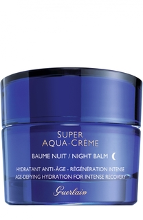 Ночной восстанавливающий крем Super Aqua-Night Guerlain
