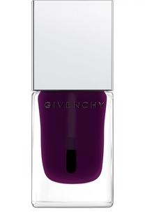 Лак для ногтей Le Vernis, оттенок N°31 Purple Ink Givenchy