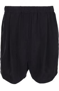 Мини-шорты с эластичным ремнем и карманами Damir Doma