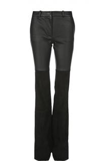 Кожаные брюки Rachel Zoe