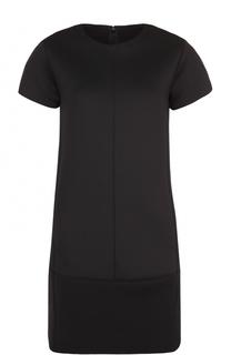 Мини-платье прямого кроя с коротким рукавом Polo Ralph Lauren