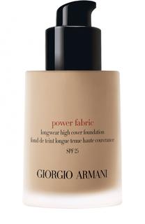 Тональный крем Power Fabric, оттенок 4,5 Giorgio Armani