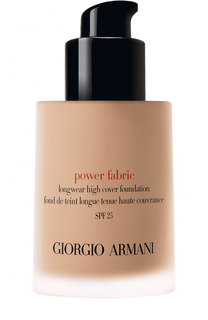 Тональный крем Power Fabric, оттенок 5,5 Giorgio Armani