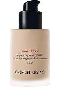 Тональный крем Power Fabric, оттенок 3,5 Giorgio Armani