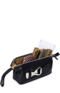 Кожаный несессер с предметами для чистки обуви Truefitt&Hill Truefitt&Hill