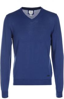 Вязаный пуловер Armani Collezioni