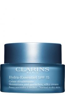 Интенсивно увлажняющий крем SPF 15 Hydra-Essentiel Clarins