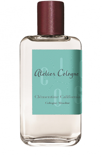 Парфюмерная вода Clementine California Atelier Cologne