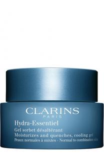 Интенсивно увлажняющий гель Hydra-Essentiel Clarins