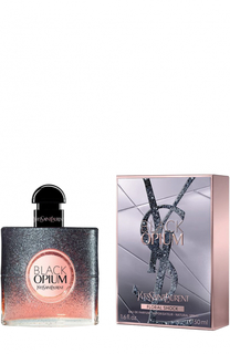 Парфюмерная вода Black Opium Floral Shock YSL