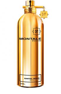 Парфюмерная вода Santal Wood Montale