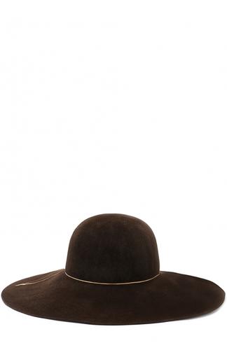 Фетровая шляпа Honey с цепочкой Eugenia Kim