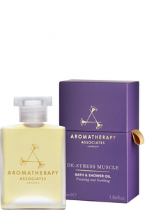 Согревающее масло для ванны и душа De-Stress Aromatherapy Associates