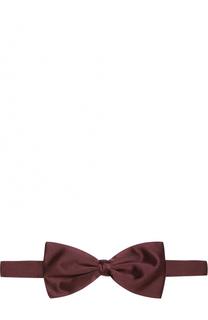 Шелковый галстук-бабочка Ermenegildo Zegna