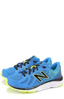 Комбинированные кроссовки 790v6 на шнуровке New Balance