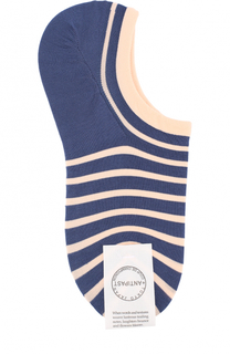 Хлопковые носки в контрастную полоску Antipast