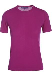 Вязаная футболка Ralph Lauren