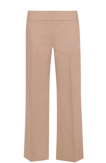 Укороченные расклешенные брюки со стрелками Windsor