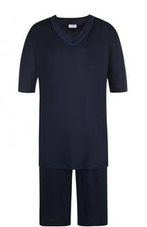 Пижама с шортами Zimmerli
