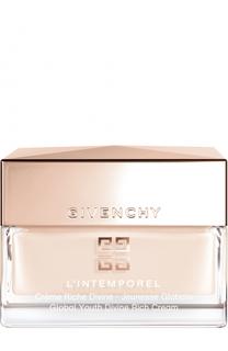 Питательный крем для лица против старения кожи LIntemporel Givenchy